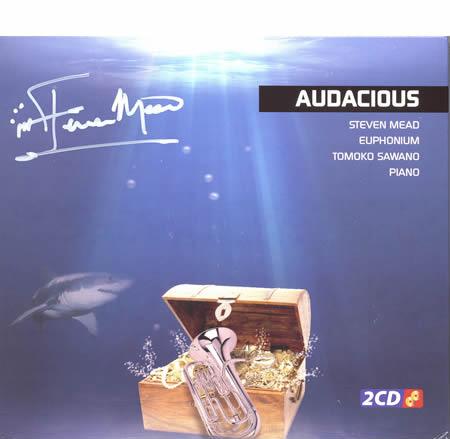 Audacious - Steven Mead